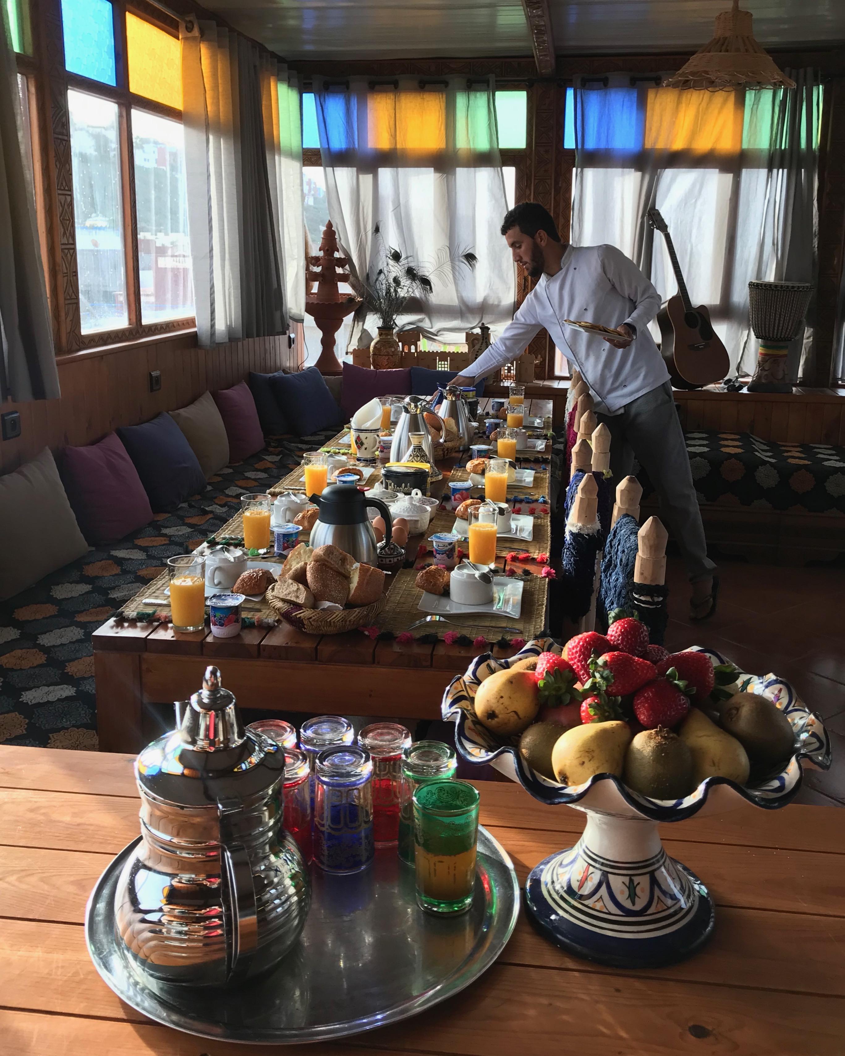 Azul Guesthouse Morocco