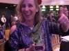 Saira delighted to win Gold for the second year running at the Dorset Tourism Awards