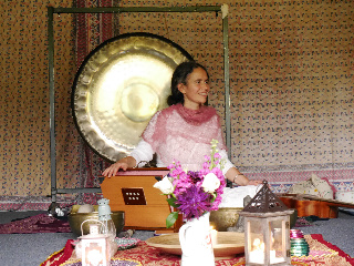 Preet Kaur Sound Healing Workshops