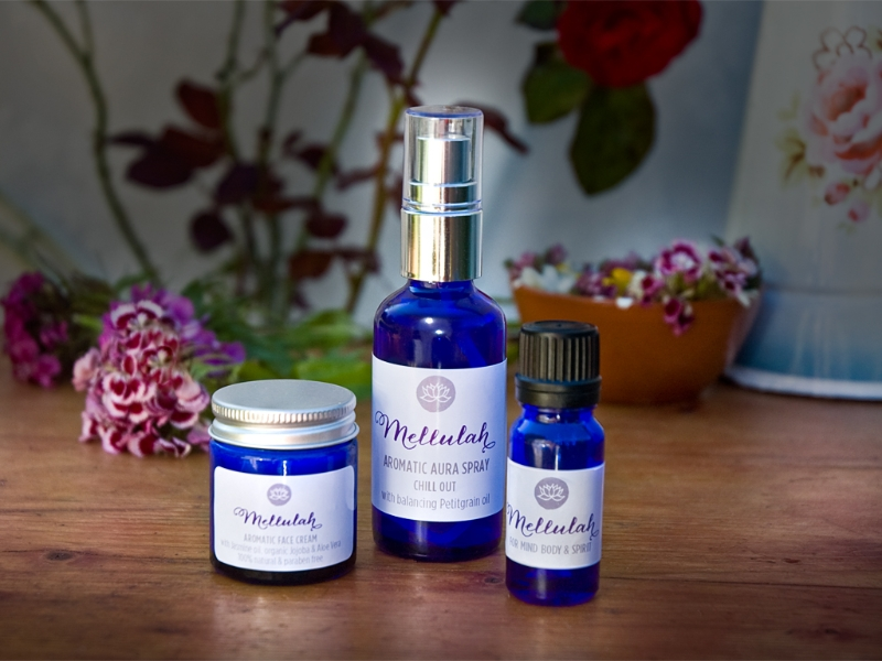 Mellulah Aromatic Products - Aromatic Aura Spray