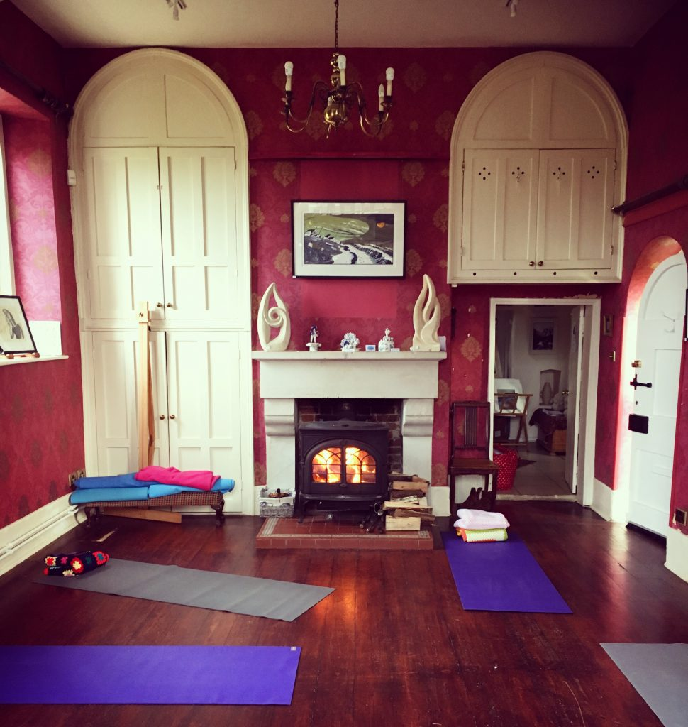 Yoga in Tincleton, Dorset