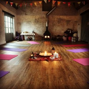 yoga day retreat dorset
