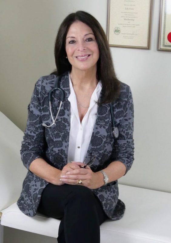Judy Evans - womens health expert