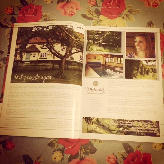 Mellulah in Arkadia Magazine