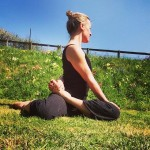 Mellulah Yoga in Dorset