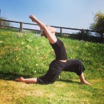 Yoga in Dorset with Saira Francis