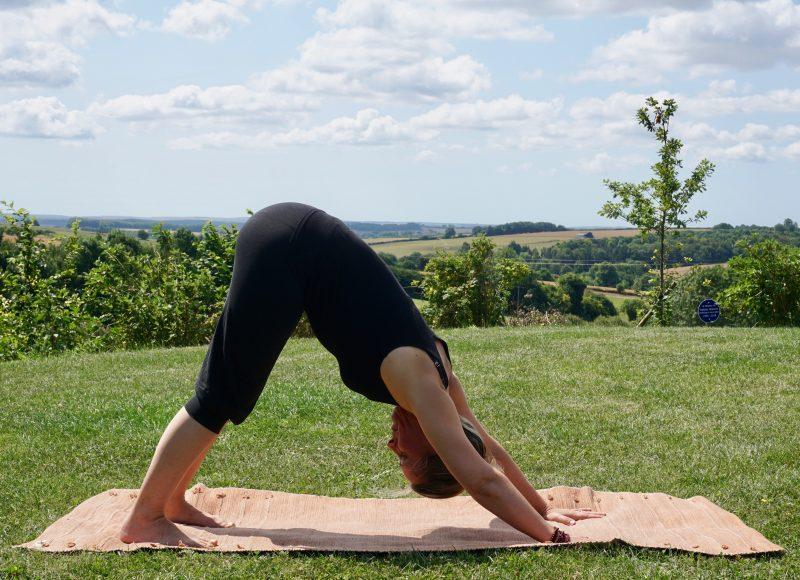yoga class dorset