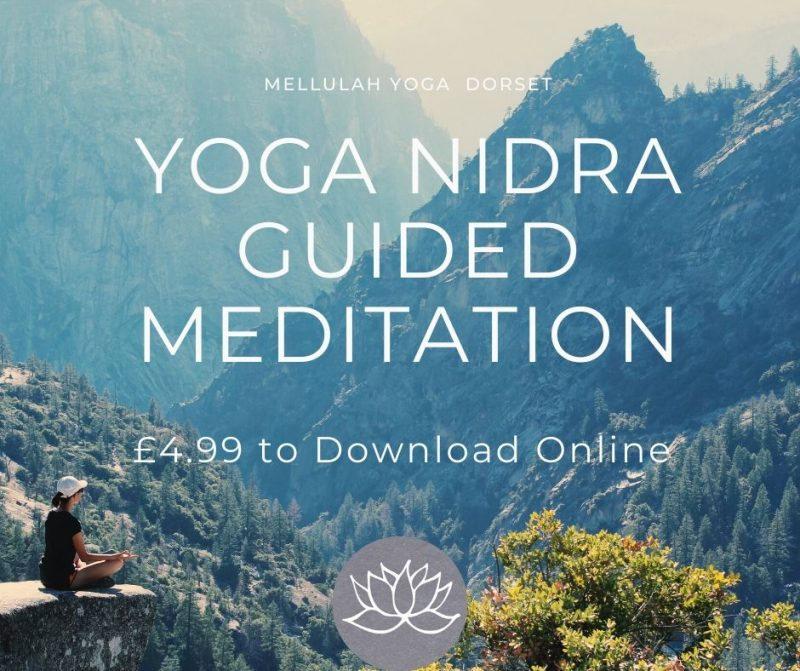 Yoga Nidra Guided Meditation Mellulah